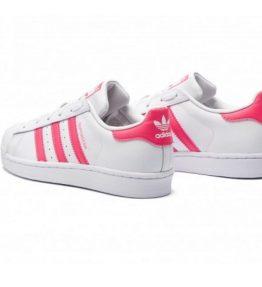 Mode- Lifestyle fille ADIDAS Basket Adidas Superstar Junior - CG6608