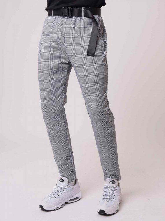 pantalon-a-carreaux-avec-ceinture