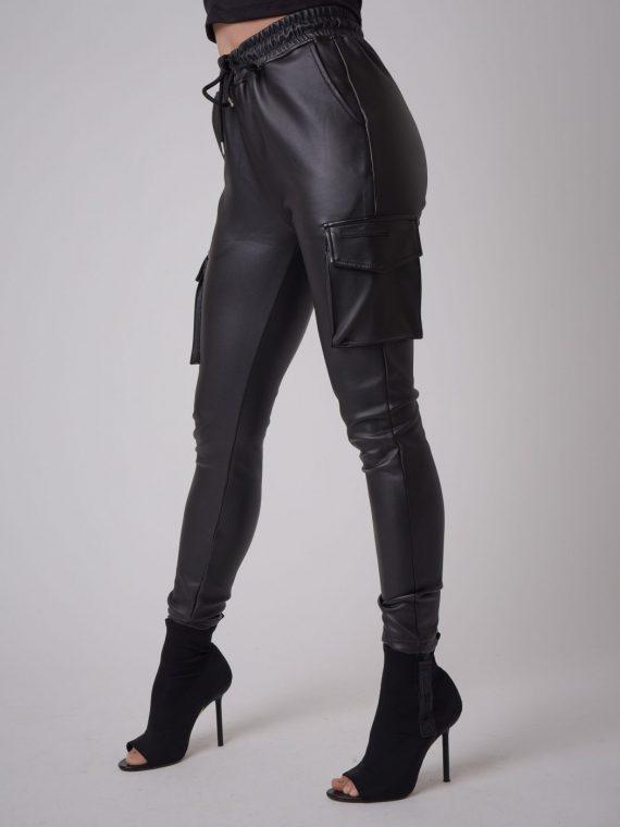 pantalon-poches-cotees-simili-cuir-f204084 (1)