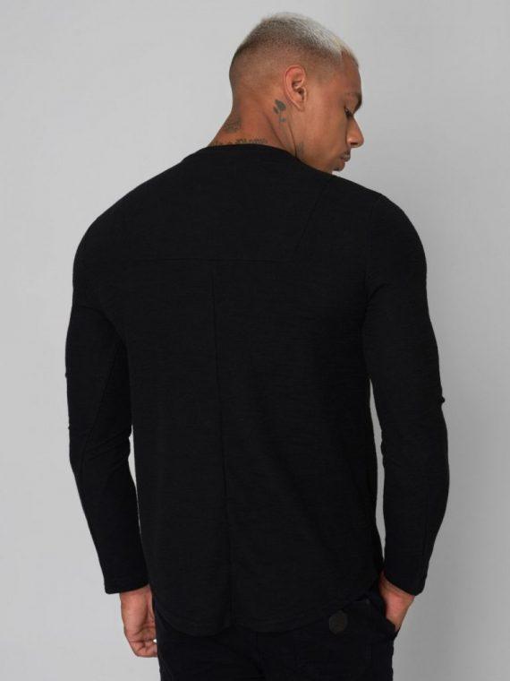 Tee shirt manches longues basique