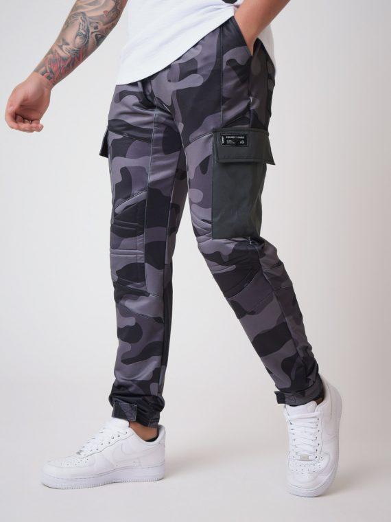 pantalon-de-jogging-motif-camouflage-empiecement-biker