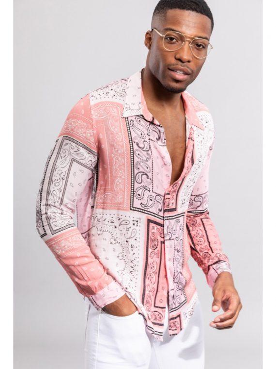 chemise-a-motifs