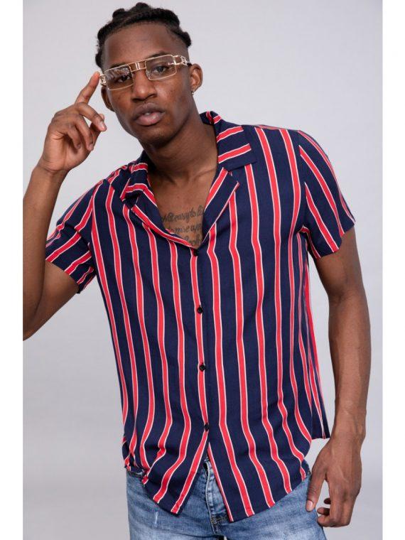 chemise-rayee