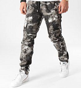 Pantalon montagne poches noir