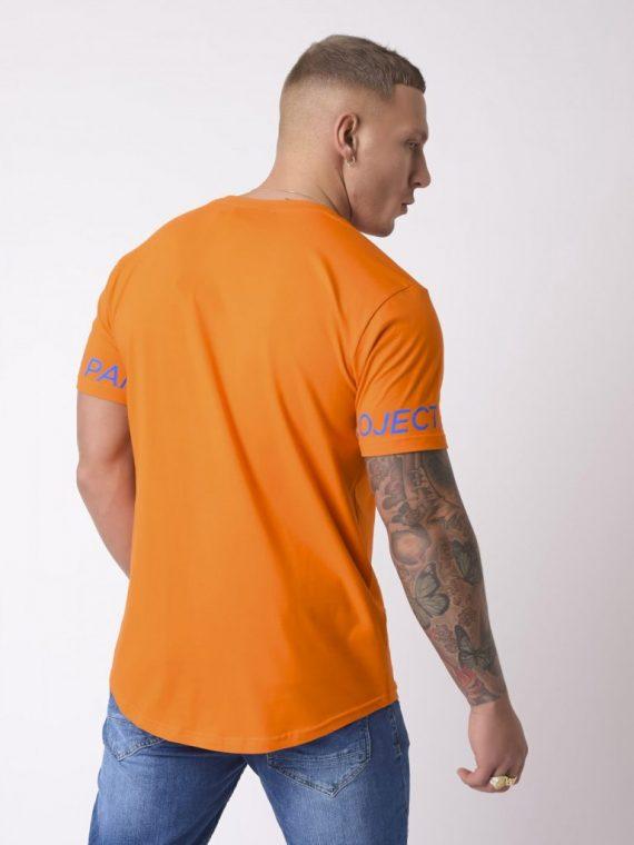 Tee-shirt logo manches