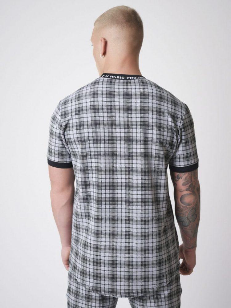 tee-shirt-manches-courtes-elstiquees-a-carreaux-noir-2010135 (1)
