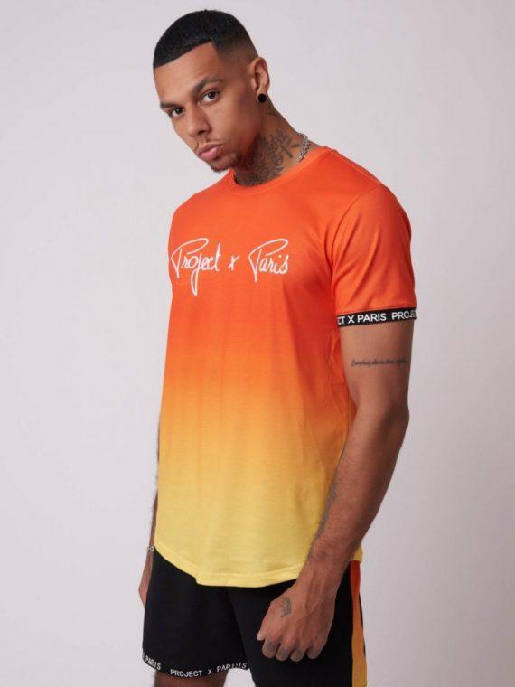 Tee-shirt summer dégradé