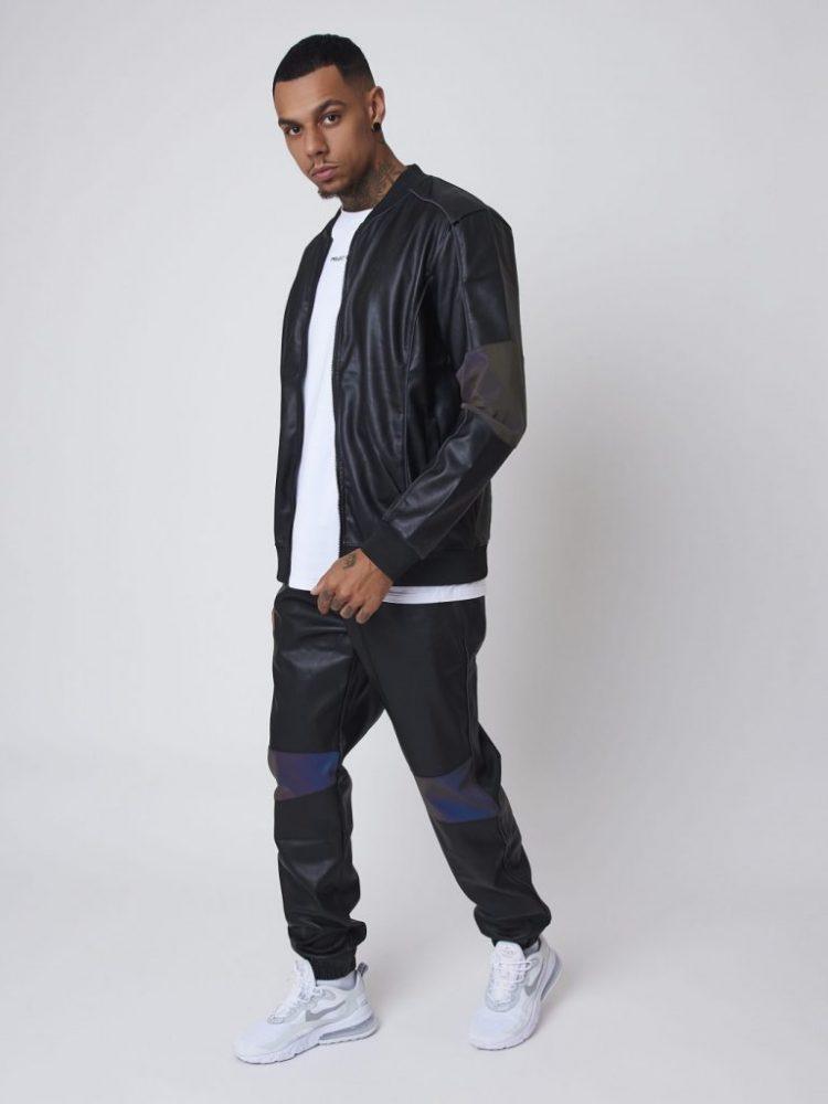veste-simili-cuir-avec-empiecement-reflechissant-2030087-1 (1)