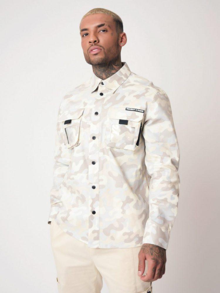 chemise-imprime-camouflage